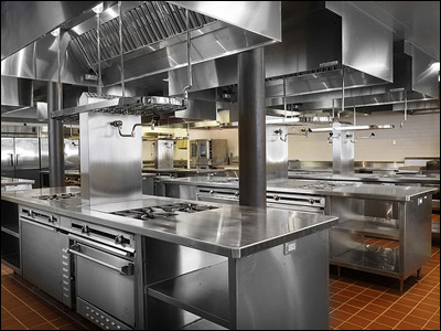 Commercial Kitchen At Home Cost