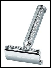 Merkur solingen Double Edge Safety Razor