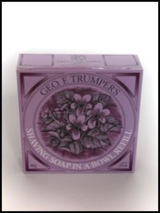 Trumper Violet Shaving Soap