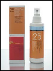 Korres Sweet Orange Sunscreen SPF 25
