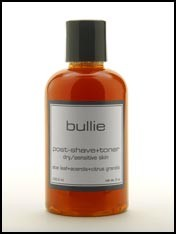 bullie post shave toner normal oily skin