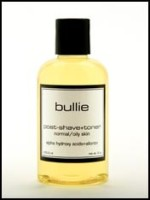 bullie post shave toner dry sensitive skin
