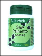 natra health saw palmetto