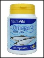 natra health omega 3 fish oil