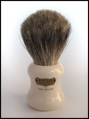Simpsons Eagle shaving brush