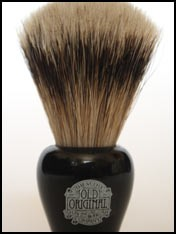 Progress shaving brushes