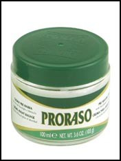 proraso pre and after shave cream